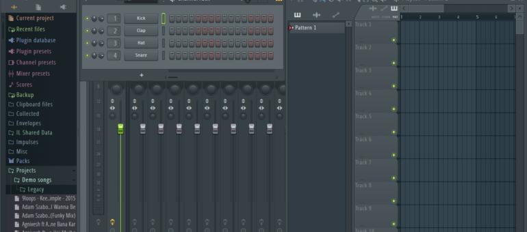 How to Import Video & Audio To FruityLoops Studio (MP4, MP3