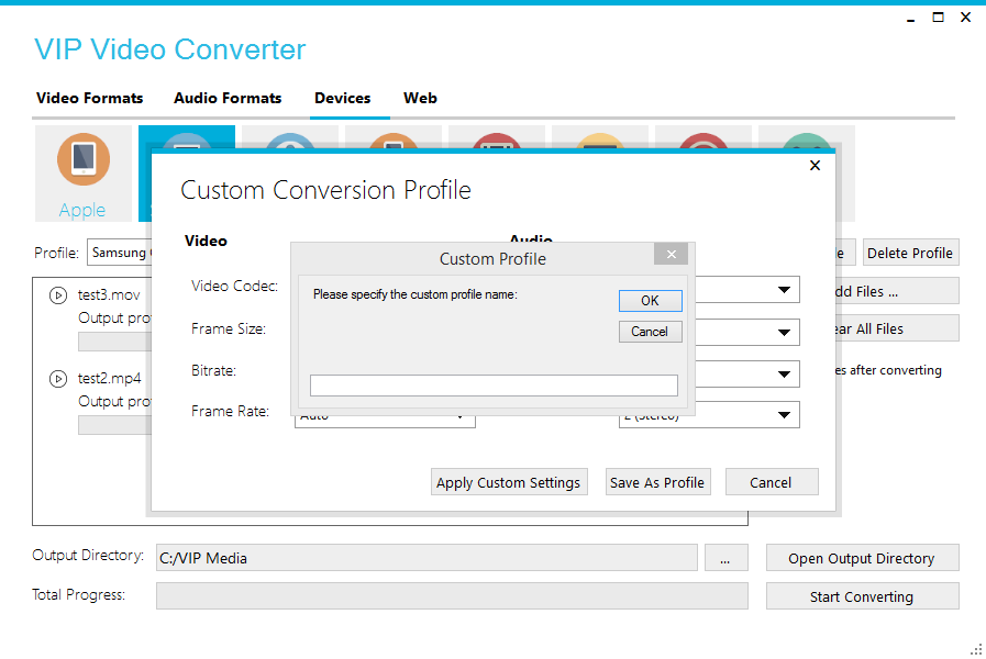 VIP Video Converter Ultimate - Top Ranking Video Converter